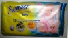 Senza baby wet wipes - Sensitive 72 pcs.